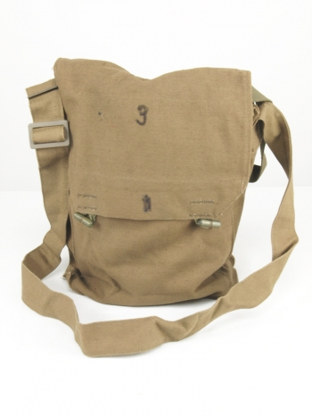 Yugoslavia Khaki Canvas Bag