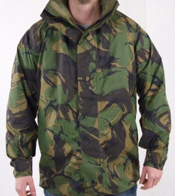 British DPM Camo gore-tex jacket