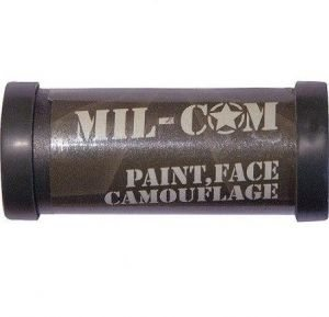 Two colour camouflage face paint / camo cream