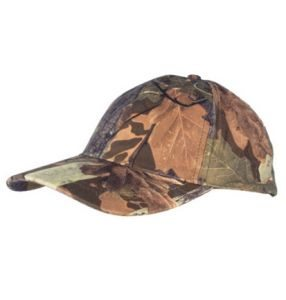 Stealth English Oak baseball cap