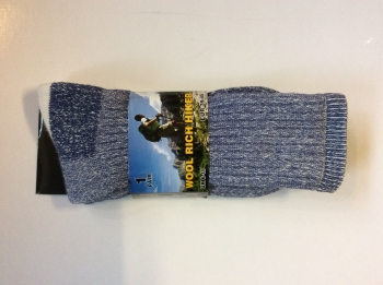 Wool Rich Hiker Sock