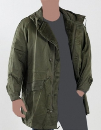 French army parka
