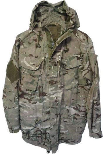 British MTP windproof combat smock