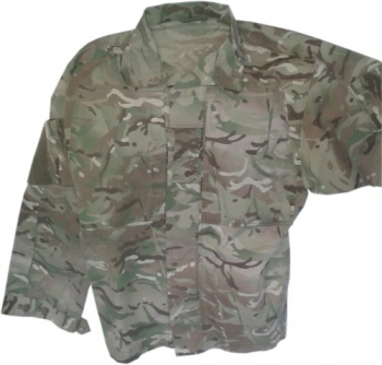 British MTP combat jacket/shirt
