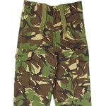 Kid's DPM camo combat trousers